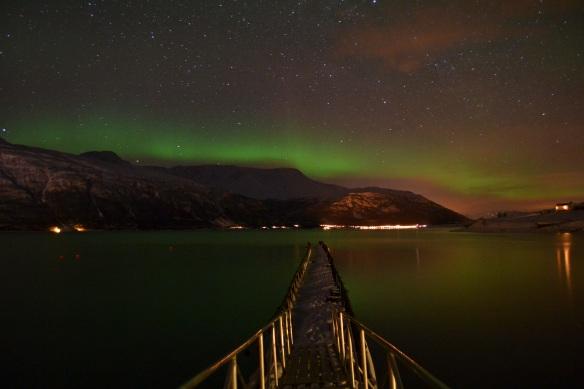 Aventura Ártica II: Aurora Borealis