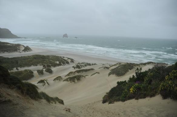 La playa del Viento de Arena.
